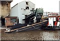 SE5223 : Loading coal pans at Kellingley in 1993 [2] by Christine Johnstone