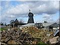 TQ5862 : West Kingsdown Windmill : Week 6
