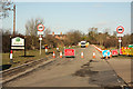 SK7961 : Main Street roadworks by Richard Croft