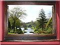 SJ9848 : Consall Hall Landscape gardens by Norman Caesar