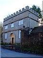 SY8582 : Lulworth Estate Wareham Gate Lodge by Nigel Mykura