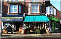 TQ2605 : Pet shop and greengrocer, Portslade by nick macneill