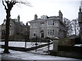 NJ9105 : A granite villa on Rubislaw Den South, Aberdeen by Stanley Howe