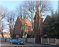 TQ3190 : St Mark, Noel Park by John Salmon
