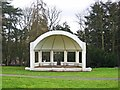 SO8275 : Bandstand (1), Brinton Park, Sutton Road, Kidderminster by P L Chadwick