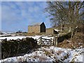 NY8448 : Barn near Thorney Knowe by Oliver Dixon