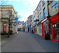 SO8505 : High Street, Stroud by John Grayson