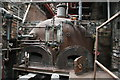 SJ8649 : Middleport Pottery - disused boiler by Chris Allen