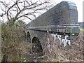 TL3181 : Former railway bridge near Warboys by Richard Humphrey