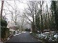 TQ4761 : Hookwood Road, Pratt's Bottom by Alex McGregor