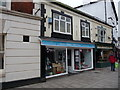 SU3645 : Andover - Naomi House Charity Shop by Chris Talbot