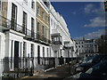 TQ3303 : Sussex Square, Brighton by Paul Gillett