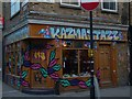 TQ3382 : Kazmattazz, Brick Lane E2 by R Sones