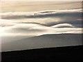 NY6647 : Dramatic cloud formation over Grey Nag : Week 8