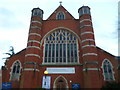 TQ2573 : St Michael and All Angels, Wimbledon Park Road SW18 by R Sones
