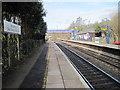 SU9690 : Seer Green & Jordans railway station by Nigel Thompson