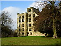 SK4663 : Hardwick Old Hall by Chris Heaton
