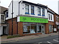SU3645 : Andover - Brockenhurst Estate Agency by Chris Talbot