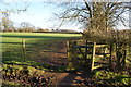 SJ8382 : Path to Wilmslow by Bill Boaden
