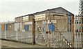J3272 : The Railway Stand, Windsor Park, Belfast (2013-2) by Albert Bridge