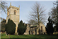 SK7368 : St Mary's church. Egmanton by J.Hannan-Briggs