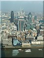TQ3381 : The City from The Shard by Rob Farrow