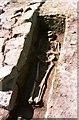 SJ4058 : Poulton Chapel Burial by Jeff Buck