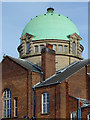 SO9198 : Darlington Street Methodist Church (detail), Wolverhampton by Roger  Kidd