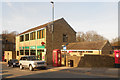 SE1408 : Holmfirth Post Office by David Dixon