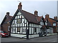 SJ7356 : The Hawk Inn, Haslington by JThomas