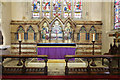TQ2584 : St Mary with All Souls, Abbey Road, Kilburn - Sanctuary by John Salmon