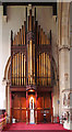 TQ2584 : St Mary with All Souls, Abbey Road, Kilburn - Organ by John Salmon