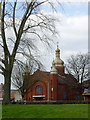 SO9098 : Particular Ukrainian Catholic Church in Wolverhampton by Roger  Kidd