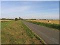 TL3789 : Dykemoor Drove eastwards by Andrew Tatlow