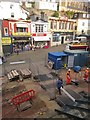 SX9163 : Path through the roadworks, Torquay by Derek Harper