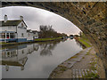 SD3709 : Saracen's Head, Leeds and Liverpool Canal by David Dixon