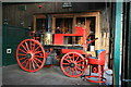 SE1835 : Bradford industrial Museum - steam fire engine by Chris Allen