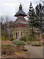 SD9303 : Alexandra Park Pagoda by David Dixon
