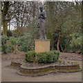 SD9303 : Rebecca at the Well, Alexandra Park by David Dixon