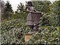 SD9204 : Emma the Flower Girl, Alexandra Park by David Dixon