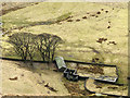NY5702 : High Borrowdale from above by Karl and Ali