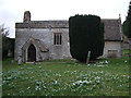 SP0204 : Church of St Mary Magdalene, Baunton by Vieve Forward