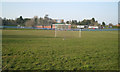SP0365 : School playing fields, Headless Cross, Redditch B97 by Robin Stott