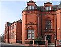 SJ7055 : Crewe - former Technical Institute by Dave Bevis