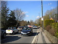 SK3451 : Roadworks on the A6, Ambergate by Richard Vince