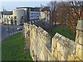 SE6051 : York Walls and Travelodge by Paul Harrop