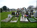 TQ3064 : Bandon Hill Cemetery by Ian Yarham