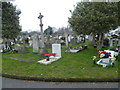TQ2964 : Bandon Hill Cemetery by Ian Yarham