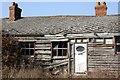 SJ3662 : Dilapidated Building at Gorstella by Jeff Buck