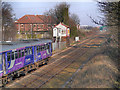 SJ4991 : Pacer DMU at Rainhill by David Dixon